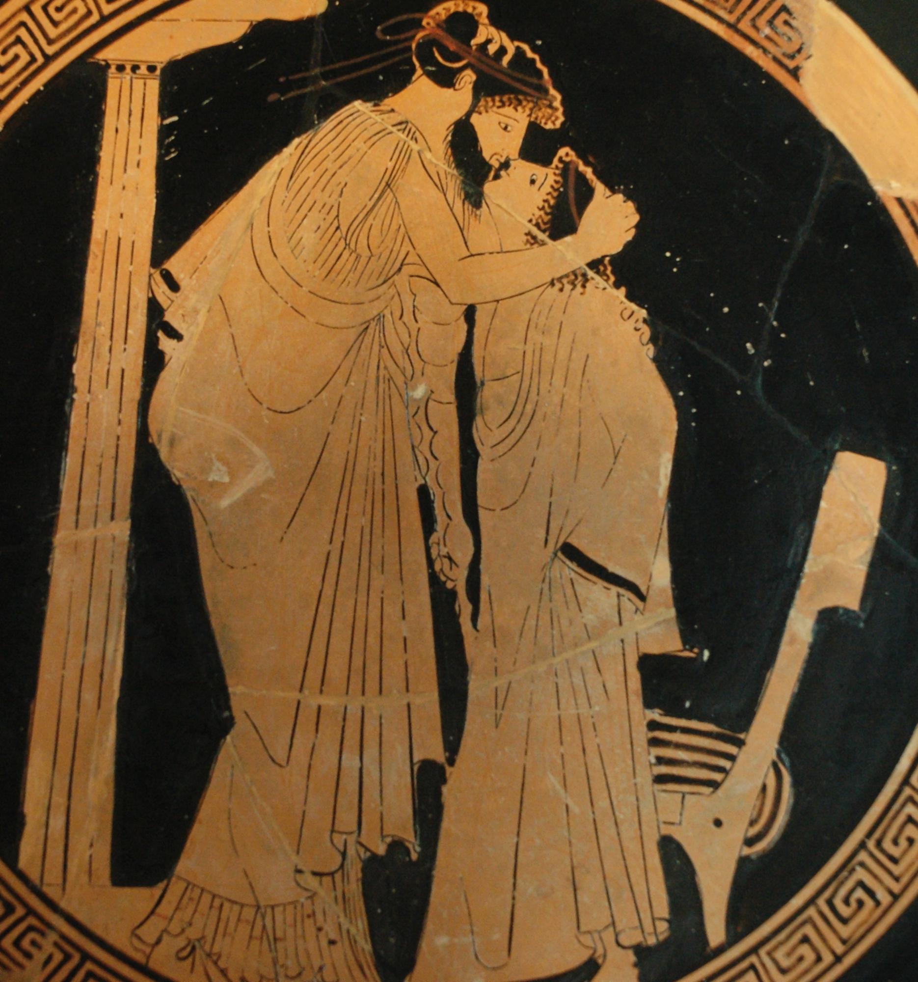 Ancient philosophies about sex